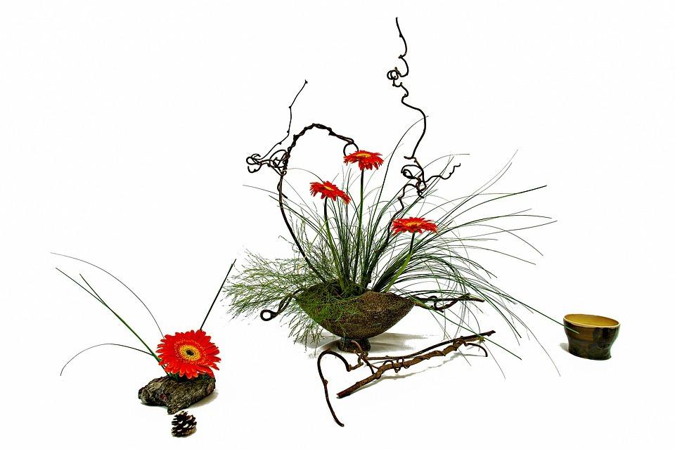 guía sobre arreglos florales